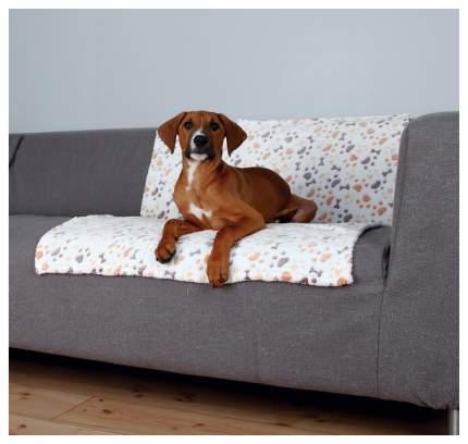 Лежанка для собак TRIXIE 75x100x6см белый, бежевый