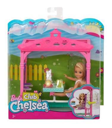 Набор Кукла Челси и беседка Barbie