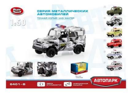 Металлическая машина UAZ Hunter - ОМОН Play Smart А74780