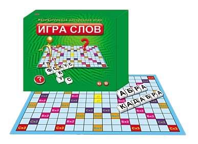 Настольная игра игра слов Рыжий кот