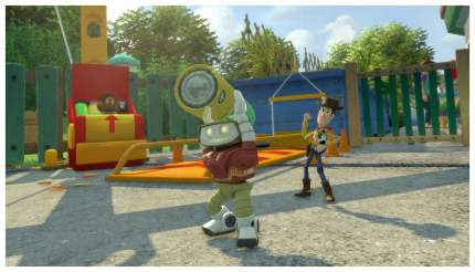 Игра для Xbox One Pixar Rush