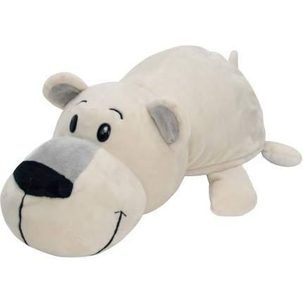 Мягкая игрушка 1 TOY Вывернушка 4 вида 2 в 1, Хаски-Полярный Медведь Т10929