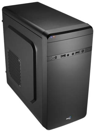 Компьютерный корпус AeroCool QS-180 без БП black