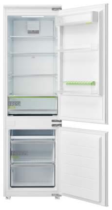 Встраиваемый холодильник Midea MRI9217FN White