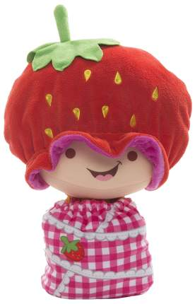 Плюшевая кукла 1Toy Девчушка-вывернушка Ксюшка 2 в 1 23-38 см