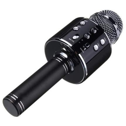 Микрофон-караоке Wster WS-858 черный