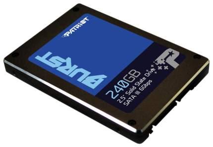 Внутренний SSD диск PATRIOT Burst 240GB (PBU240GS25SSDR)