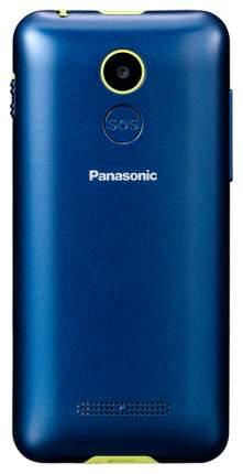 Мобильный телефон Panasonic KX-TU150 Blue
