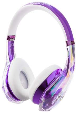 Наушники Monster Diamondz On-Ear Violet