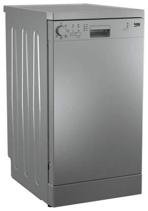 Посудомоечная машина 45 см Beko DFS05W13S silver