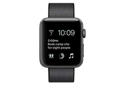 Смарт-часы Apple Watch Series 2 42mm (MP072RU/A)
