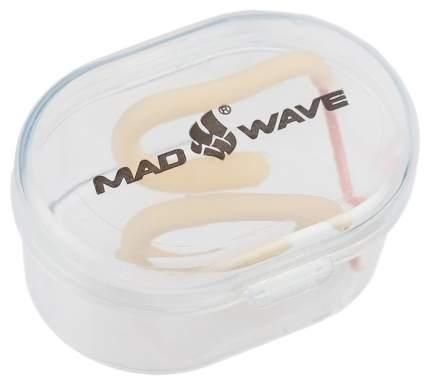 Зажим носовой Mad Wave Nose Clip Бежевый M0714 02 0 00W