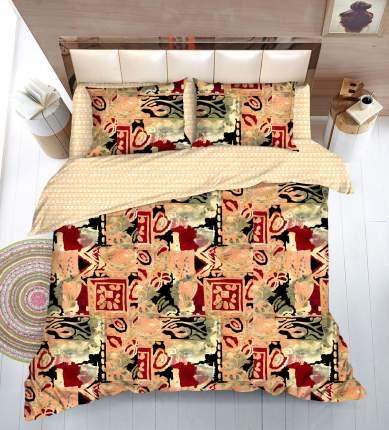 Постельное бельё Buenas noches Nairobi Сатин 2 спальный