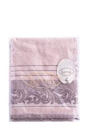Полотенце Karna Mervan Цвет: Кремовый (50х90 см)