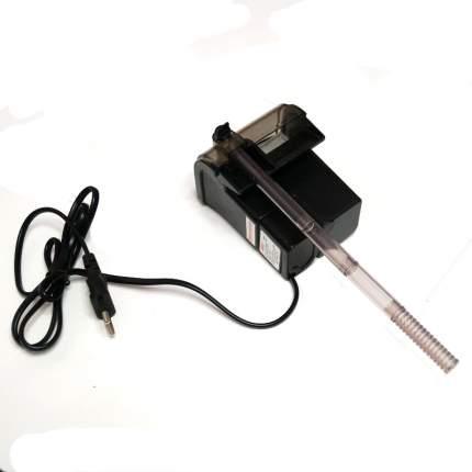 Фильтр для аквариума внутренний, навесной (рюкзачный) Jebo 501BF, 250 л/ч, 3,5 Вт