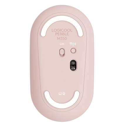 Беспроводная мышь Logitech M350 Pink (702626)