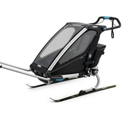 Мультиспортивная коляска Thule Chariot Sport для 1 ребенка, Black