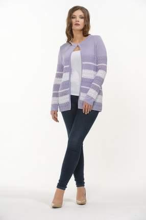 Жакет женский VAY 181-1600 фиолетовый 52 RU