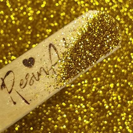 Глиттер Желтое золото 40 мл, ResinArt
