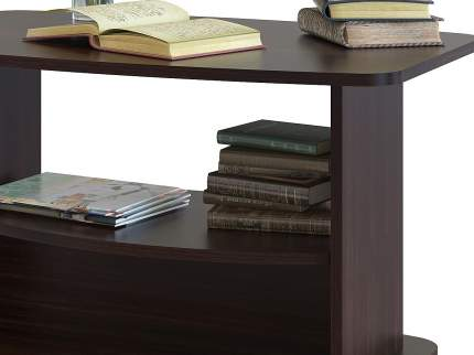 Журнальный столик СОКОЛ СЖ-4 SK_9323658480 80х53х48 см, венге