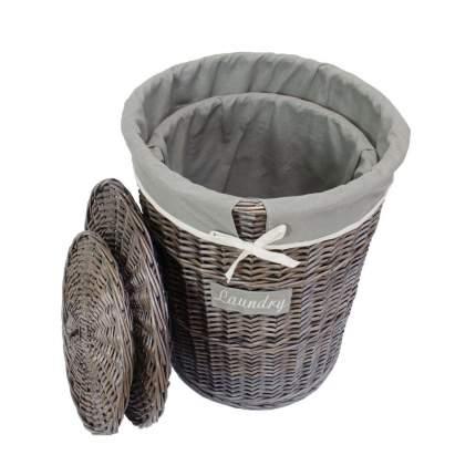Корзины для белья 'Laundry', 2шт (06299)