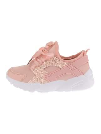 Кроссовки LITOLITO Fashion, цвет: розовый, размер: 33