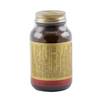 Липотропный фактор Solgar таблетки 50 шт.