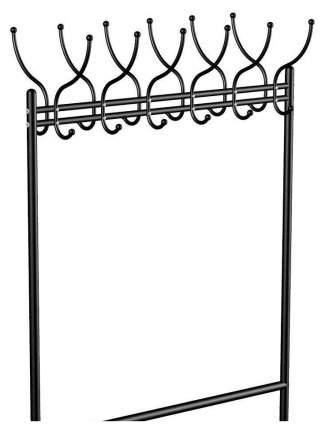 Вешалка Мебелик напольная М 11 Черный