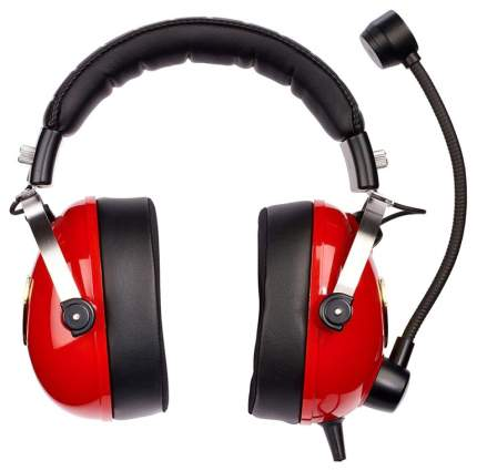 Игровые наушники Thrustmaster Racing Scuderia Ferrari Edition Black/Red