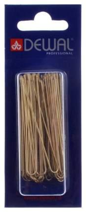 Аксессуар для волос Dewal SLT60P-5/60 60 мм Золотистые 60 шт