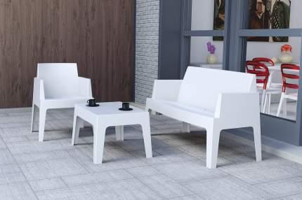 Диван пластиковый Siesta Contract Box Sofa