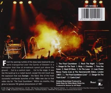 Europe The Final Countdown (CD)