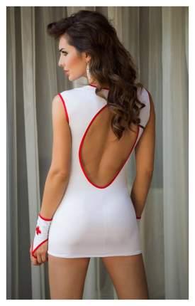 Платье горячей медсестры SoftLine M-L