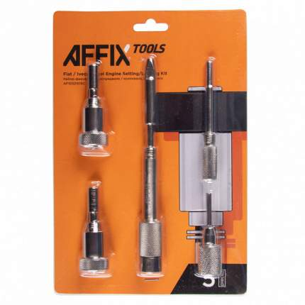 Набор фиксаторов распредвала / коленвала, Fiat / Iveco, 5 предметов AFFIX AF10321515C