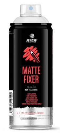 MTN PRO Matte Fixer 400мл