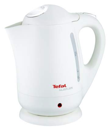 Чайник электрический Tefal Silver Ion BF925132 White