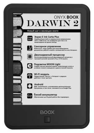 Электронная книга Onyx Boox Darwin 2 Black