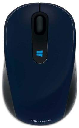Беспроводная мышка Microsoft Sculpt Mobile Wool Blue (43U-00014)
