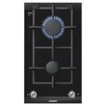 Встраиваемая варочная панель газовая Siemens ER326BB70E Black