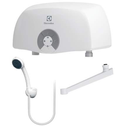 Водонагреватель проточный Electrolux 2.0 TS Smartfix (душ+кран) white