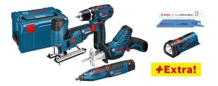 Набор электроинструмента Bosch GSR 10,8-2-LI 0615990GE8
