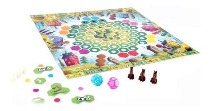 Настольная игра Bondibon супер фермер ранчо