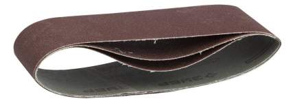 Шлифовальная лента для ленточной шлифмашины и напильника Зубр 35541-120