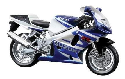 Мотоцикл металлический Bburago Suzuki GSX-R750 1:18