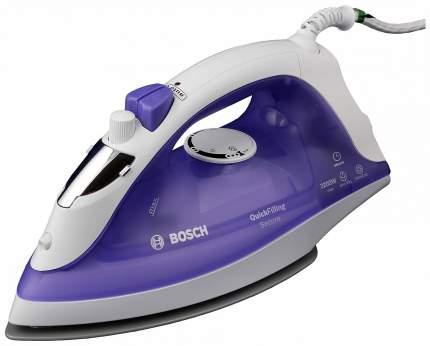 Утюг Bosch Quick Filling TDA2377 White/Purple