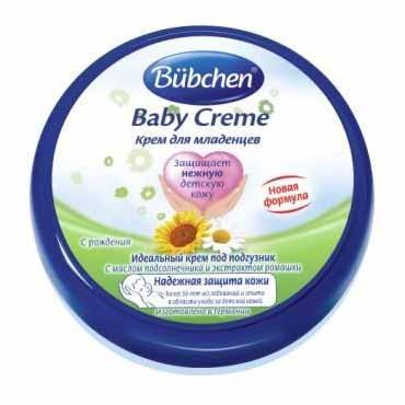 Крем детский Bubchen 150 мл