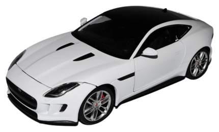 Коллекционная модель Welly Jaguar F-Type 24060 1:24