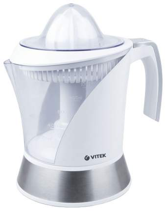 Соковыжималка для цитрусовых VITEK VT-3654 white/silver