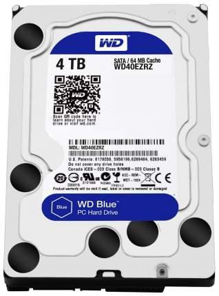 Внутренний жесткий диск Western Digital Blue 4TB (WD40EZRZ)