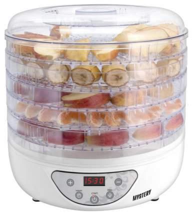 Сушилка для овощей и фруктов MYSTERY MDH-323 white